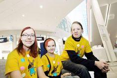 Vapaaehtoiset vierailevat kuukausittain lasten syöpätautien osastolla KYSissä  Vertaistuki pelittää Kuopiossa
