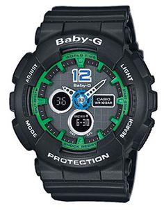Casio Armbanduhr  BA-120-1BER versandkostenfrei, 100 Tage Rückgabe, Tiefpreisgarantie, nur 119,00 EUR bei Uhren4You.de bestellen