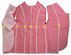 Discover a speedy assembly method that puts together all garment layers at once, and conceals all the seams.
