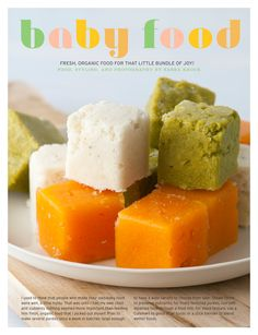 Sweet Paul Magazine - Spring 2011 - Page 118 Baby Food Recipes, Great Recipes, Favorite Recipes, Toddler Meals, Kids Meals, Toddler Food, Toddler Recipes, Toddler Stuff, Kid Stuff