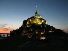 Le Mont-Saint-Michel nel Basse-Normandie