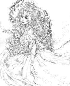 Commission: Angelina by bluesaga331 on deviantART