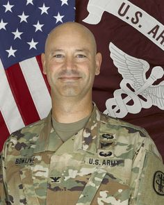COL Brandon Bowline, Commander, Fort Drum MEDDAC, August 11, 2017.