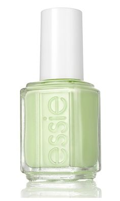 Did someone say pistachio green? Essie's Navigate Her is just that shade. Available starting in February.