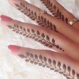 So Beautiful Henna Tattoo Designs