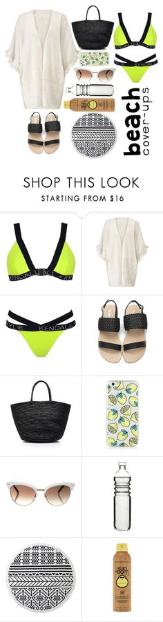 """setting fire to our insides for fun"" by love-dares-you on Polyvore featuring Topshop, Jigsaw, Sensi Studio, Gucci, Dot & Bo, The Beach People and Forever 21"