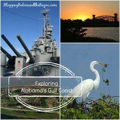 Exploring Alabama Gulf Coast - Beach Travel meets History Lesson