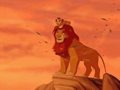 Simba and Kion having a father son moment. Simba spending so much time with Kiara he sometimes forget to be with Kion. Mufasa might know alot and Kion a. Kiara Lion King, Lion King 3, The Lion King 1994, Lion King Fan Art, Simba And Nala, Disney Lion King, King Art, Disney Pixar, Disney And Dreamworks