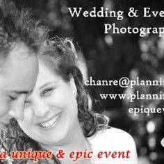 For a unique and epic wedding www.planningevents.co.za