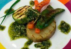 Legumes ao Pesto Receita da Ana Maria Braga
