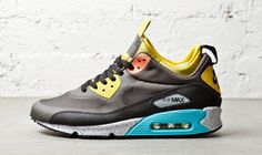 Nike Air Max 90 SneakerBoot. Another pair....this is for the snow and ice