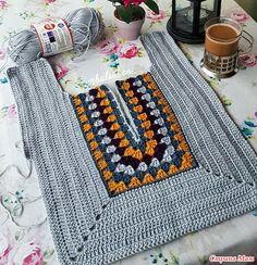 No photo description. Crochet Woman, Love Crochet, Beautiful Crochet, Easy Crochet, Knit Crochet, Crochet Bolero, Crochet Shirt, Crochet Cardigan, Afghan Crochet Patterns