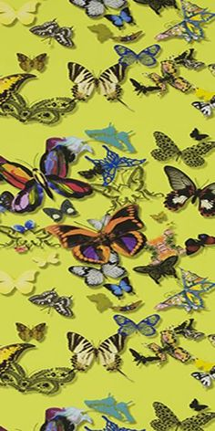 Christian Lacroix Butterfly Parade (PCL008-04)