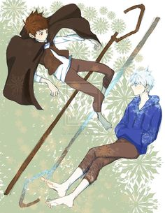 Jack Frost and Jackson Overland