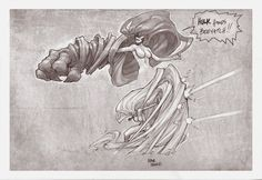 A fan site for the incredible artwork of Joe Madureira! Includes up to date news, and his newest artwork in the comic and video game industry. Medusa Marvel, Character Drawing, Character Design, What Is Art Therapy, Joe Madureira, Drawing Sketches, Drawings, Hand Sketch, Draw