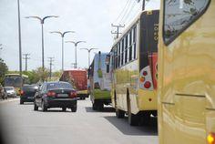Durante o carnaval, ônibus coletivos terão trajeto alterado no Centro