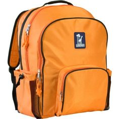 Wildkin Macropak Backpack, Bengal Orange by Wildkin. $32.69. Save 18% Off!