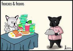 Comida casera para tu Bulldog Francés