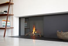 The Stûv Gas fireplaces