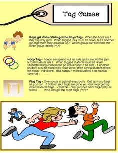 46 Best Physical Education Activities Lessons Task Cards