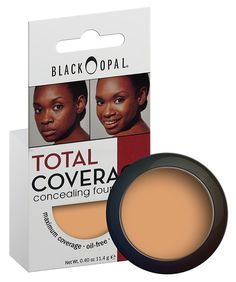 Black Opal Total Coverage Concealer 0.4oz Heavenly Honey (3 Pack) * This is an Amazon Affiliate link. Learn more by visiting the image link.