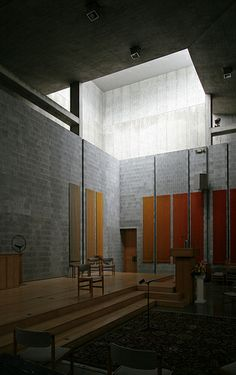 First Unitarian Church Rochester by Louis I Kahn