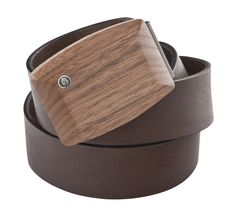 Gürtel Nuss-Holz / Leder braun Leather Belts, Bracelets, Collection, Jewelry, Fashion, Projects, Jewels, Accessories, Reading Glasses