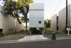 Residência Riverview Gardens / Bercy Chen Studio