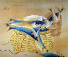 Seiho TAKEUCHI-The Japanese Master-竹內棲鳳-日本繪畫大師與作品
