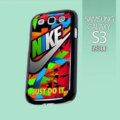Nike Just Do It Full Color - design for Samsung Galaxy S3 i9300