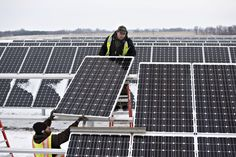 Fossil Fuels Just Lost the Race Against Renewables - Solar, the newest major source of energy in the mix, makes up less than 1 percent of the electricity market today but could be the world's biggest single source by 2050, according to the International Energy Agency. [The Future of Energy: http://futuristicnews.com/category/future-energy/]