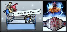 The Body Slam Podcast Ep 13: Rey Mysterio's Popularity, Zack Ryder vs. Daniel Bryan & Championship Belts
