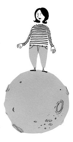 Karppi Design ::: Ota kipu haltuun ::: illustration