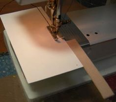 achieving a perfect 1/4 inch seam