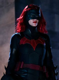 Step into Batwoman's crime-fighting shoes this Halloween with a look inspired by Ruby Rose's take on the iconic comic character. Supergirl, Batgirl, Dc Comics, Batman Comics, Batman Collectibles, Batman Art, Gotham Batman, Batman Robin, Marvel Comics