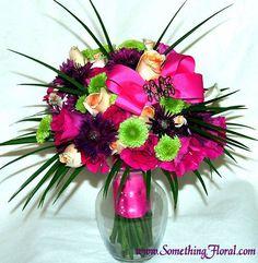 Something Floral Wedding Flowers Photos on WeddingWire