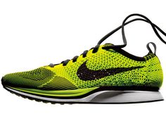 Nike Flyknit — a 5.6 oz running shoe
