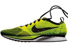 Nike Flyknit —a 5.6 oz running shoe