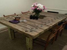 reclaimed wood furniture made locally in San Diego. custom order ...