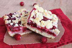 Cranberry-Lemon Squares by Southern Pink Lemonade, via Flickr