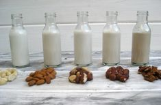 My Tips on How To Make Homemade Plant Based Milks for The Vegetarian Times.