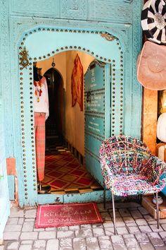 kis boutique - keep it secret, marrakech, morocco