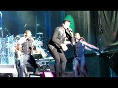 GIGANTE2 TOUR  VELEZ ARGENTINA 2012  ETERNAMENTE CHAYANNERA  FANS CLUB ARGENTINA MONI