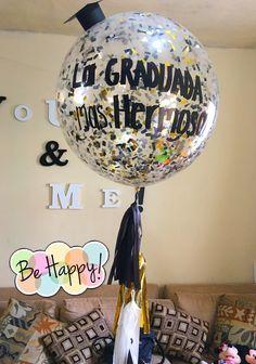 Graduacion big balloons