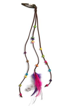 At first I laughed because I remember roach clip & feathers from the late 70s/early 80s. Now, I might be diggin' it. lol