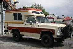 1976 Chevy Blazer Chalet
