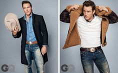 Chris Pratt Covers GQ Men of the Year Issue, Sports Western Styles for Photo Shoot image Chris Pratt GQ Men of the Year December 2014 Photo Shoot 800x498
