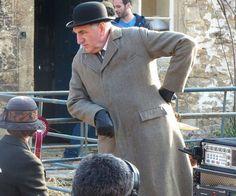 downton abbey series 6 filming: carson
