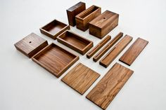 WOOD DESIGN BLOG || Kitchen Accessories || Beautifully designed kitchen objects of, or incorporating, wood || #wood #kitchen #accessories  || Designer Geoffrey Lilge