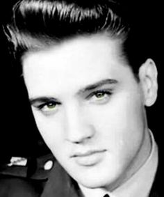 ELVIS IN THE ARMY Terry: What a profile picture this is